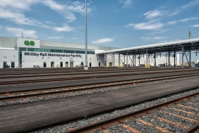 Whitby Rail Maintenance Facility – Consist Storage Canopy - June 2018